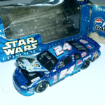 Action Star Wars Episode 1 1:64 Jeff Gordon Nascar stock car